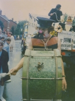 Stan at a carnival in Stockport (Deceased)