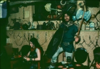 Bert and Nisha in the early 1970s (Ex members)