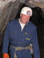 Roger in Wood Mine