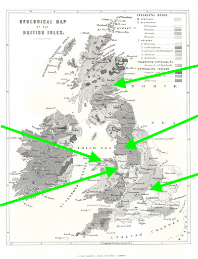 Map Of Uk Nuclear Bunkers.Introduction To Caving