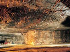 Mining activities - Cheshire
