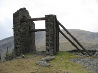 Picture 3: Croesor drum house