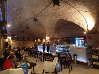 Picture 4: The restaurant/bar at 320m down