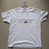 White T-shirt with 'Alderley Edge Mining Company' (WHITE)